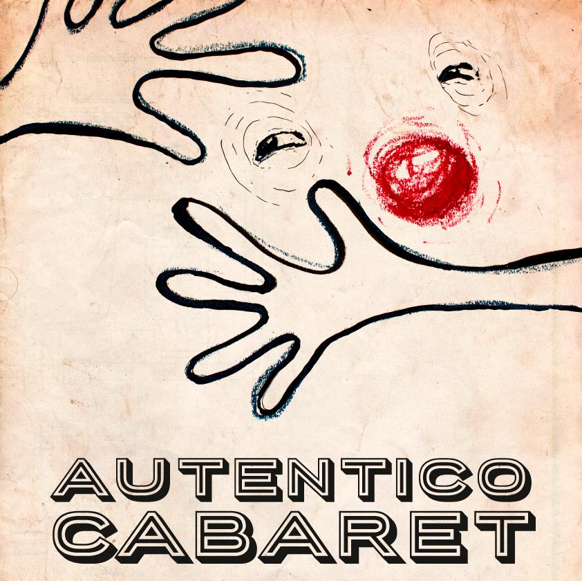 Autentico Cabaret Poster
