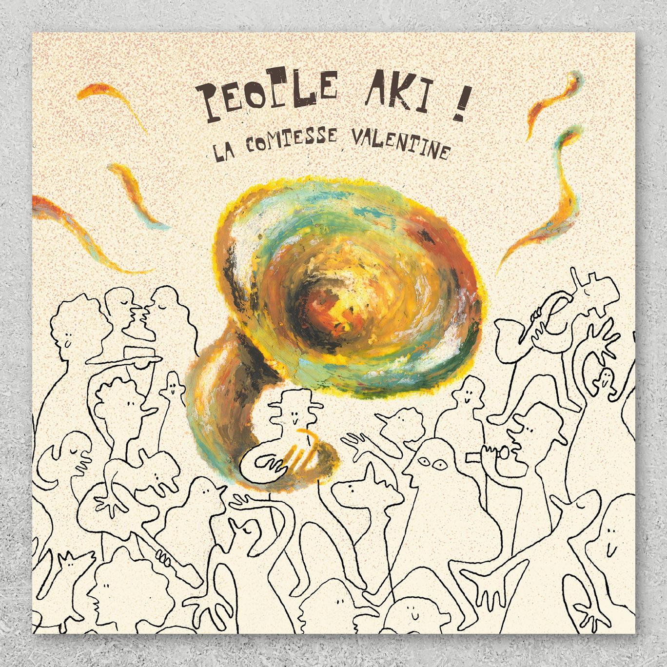 People Aki ! – Album Musique